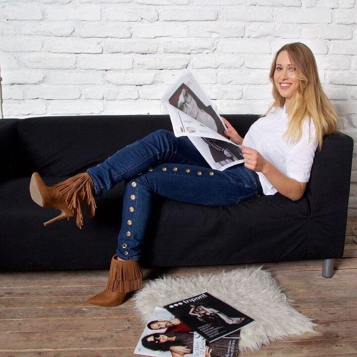 3 creative ways to d i y denim jeans