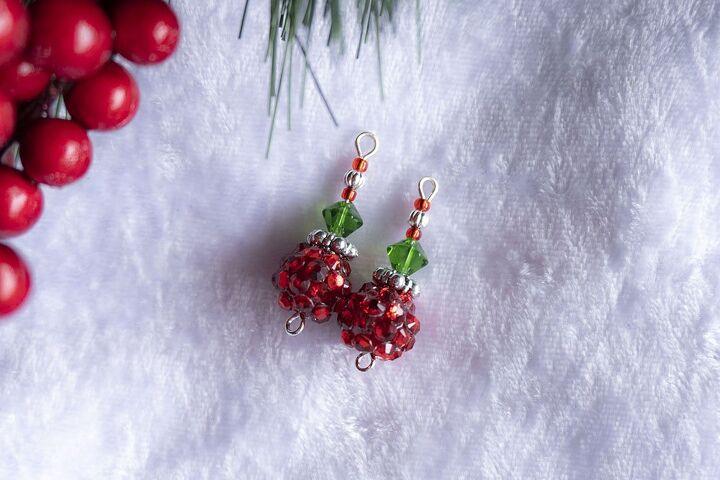christmas ornament charm