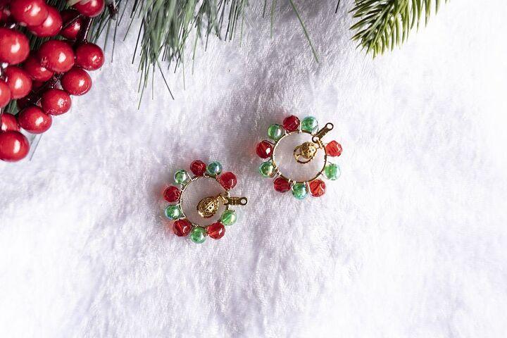 christmas wreath charms