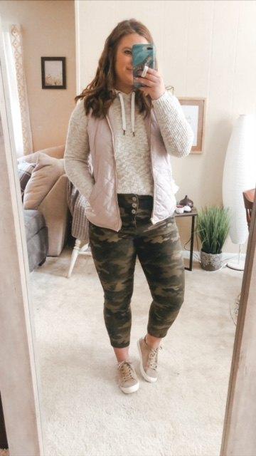 3 ways to style camo pants