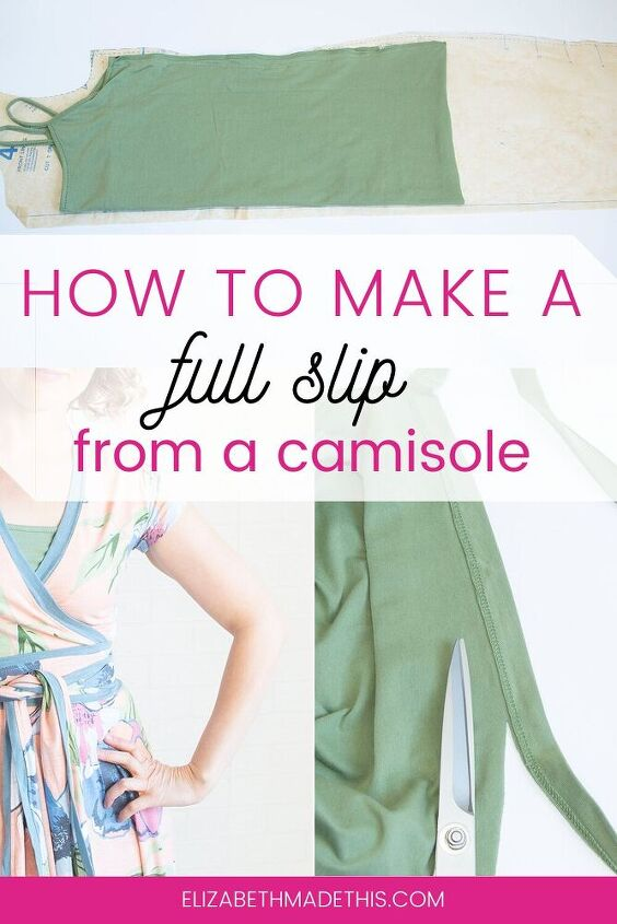 10 minute full slip tutorial