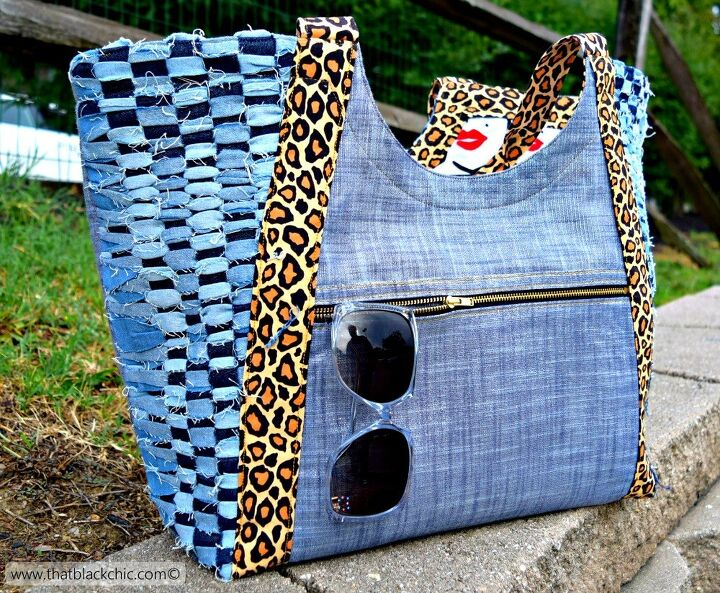 a diy poolside tote why thank you very much