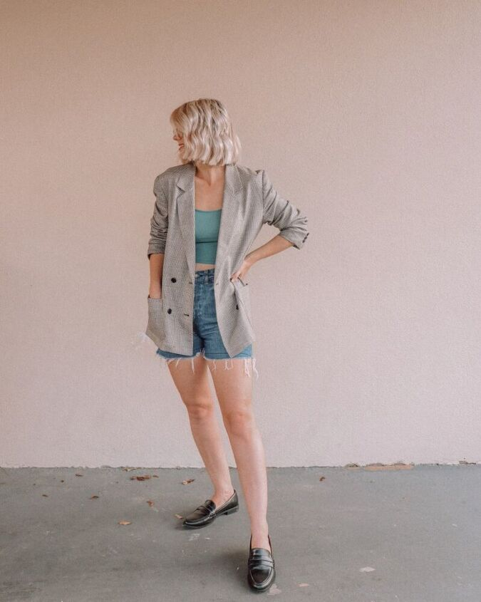 3 ways you can style an oversized blazer