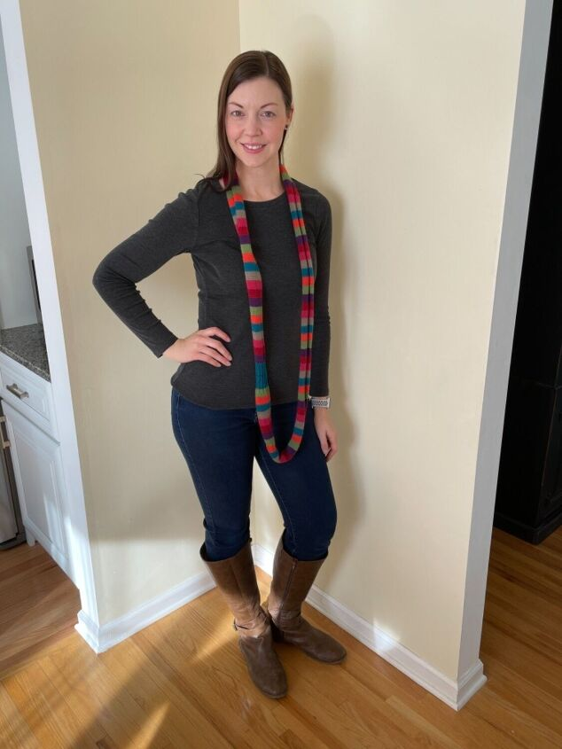 skinny infinity scarf 10 different ways jersey girl knows best