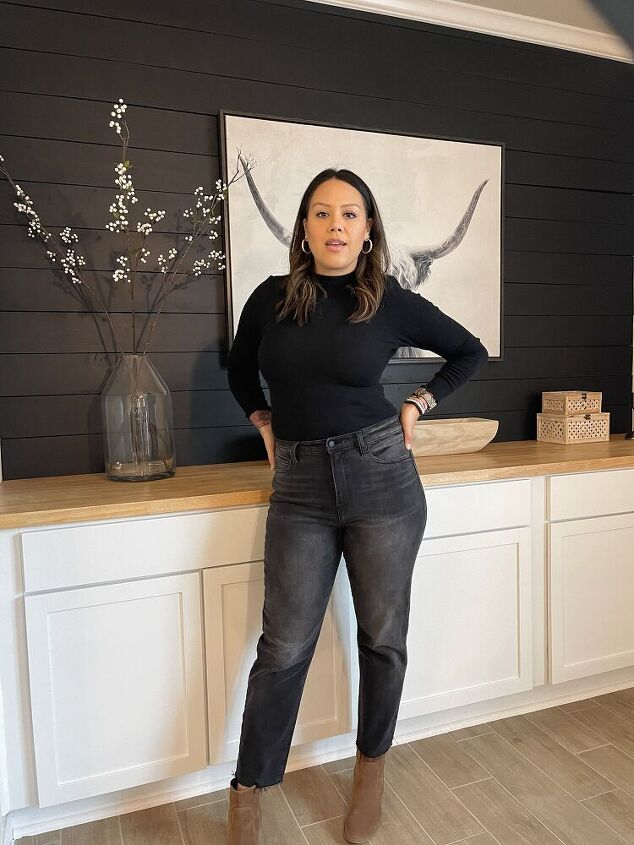 how to wear kick flare jeans