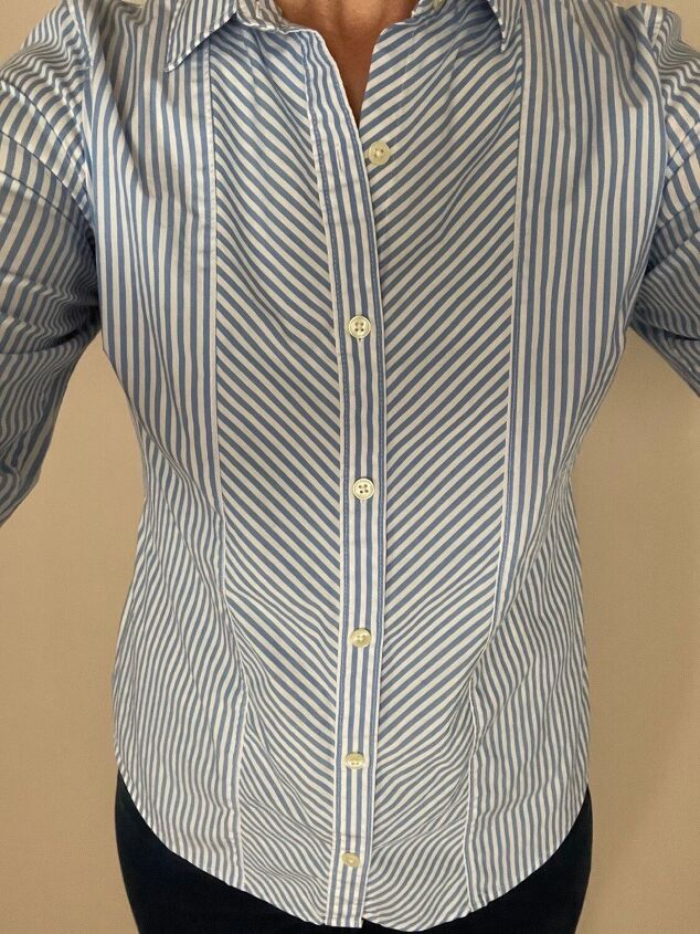 button down shirt 3 ways jersey girl knows best