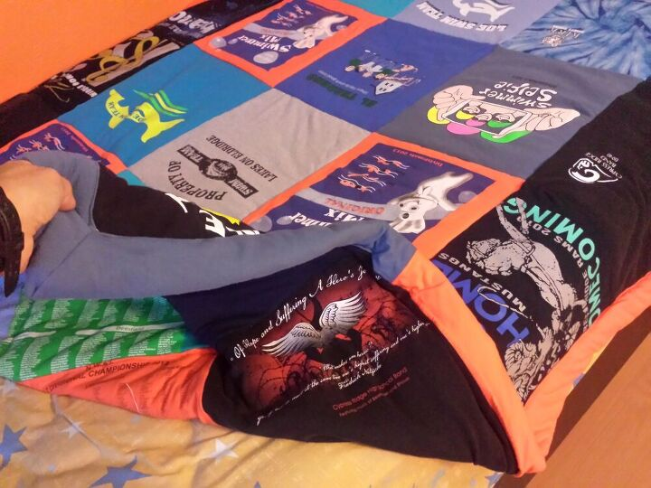 things you can make with old t shirts