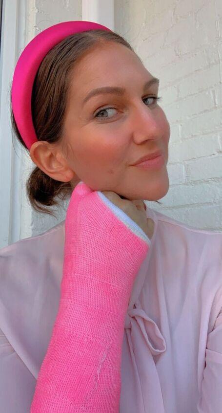 Thinking about pinking.
