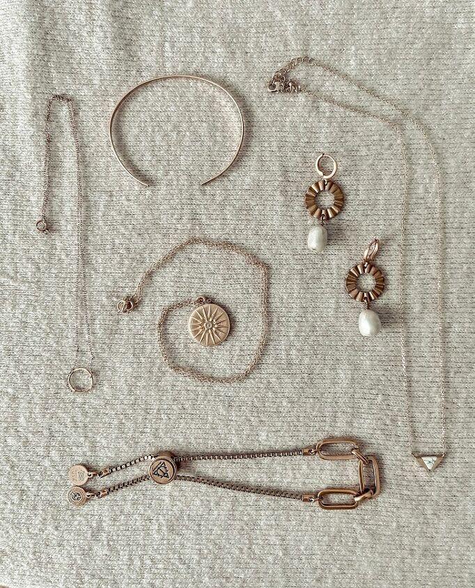 my favorite gold jewelry