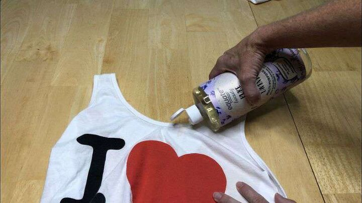 1 ingredient stain remover