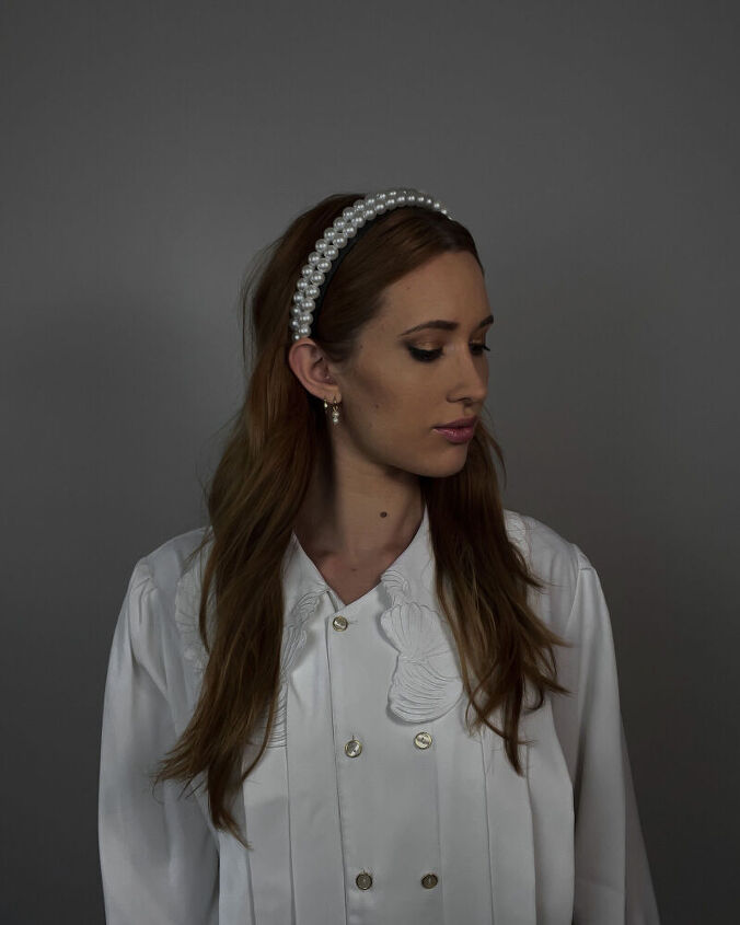 the most elegant headband you ll ever make and own