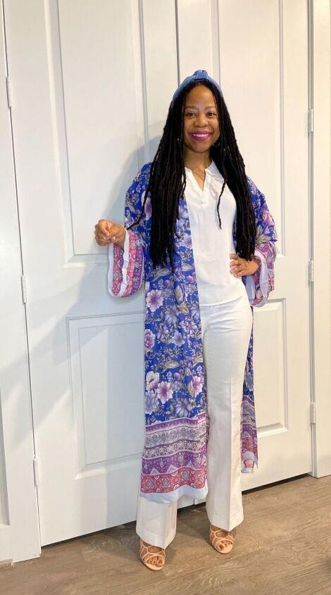 4 ways to style a kimono
