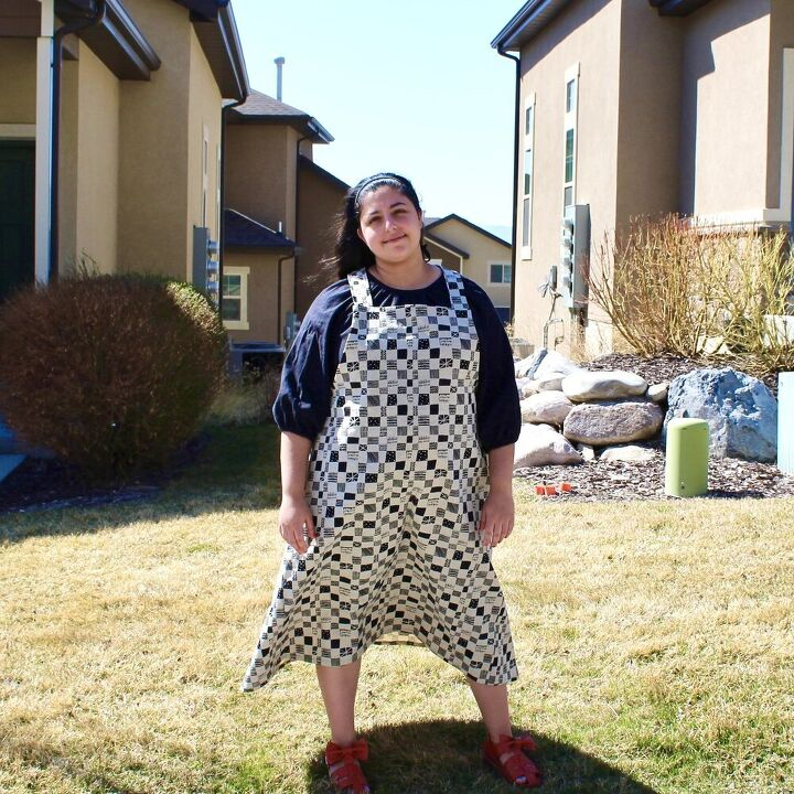the penny pinafore