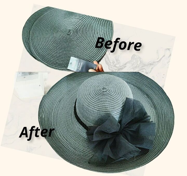 stay cool with this diy sun hat, Sun Hat
