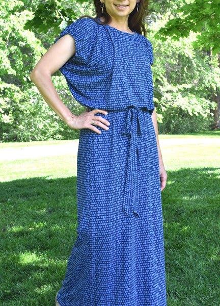 burda style 6414 dress