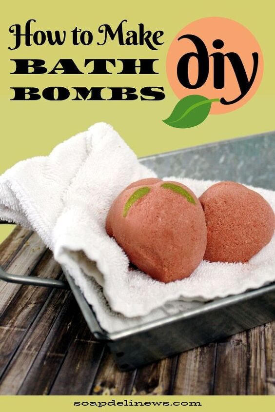 how to make bath bombs plus natural bath bomb recipe with shea butter