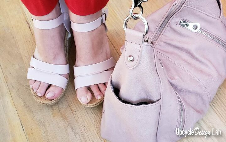 how to paint patent leather shoes and sandals tips for beginners