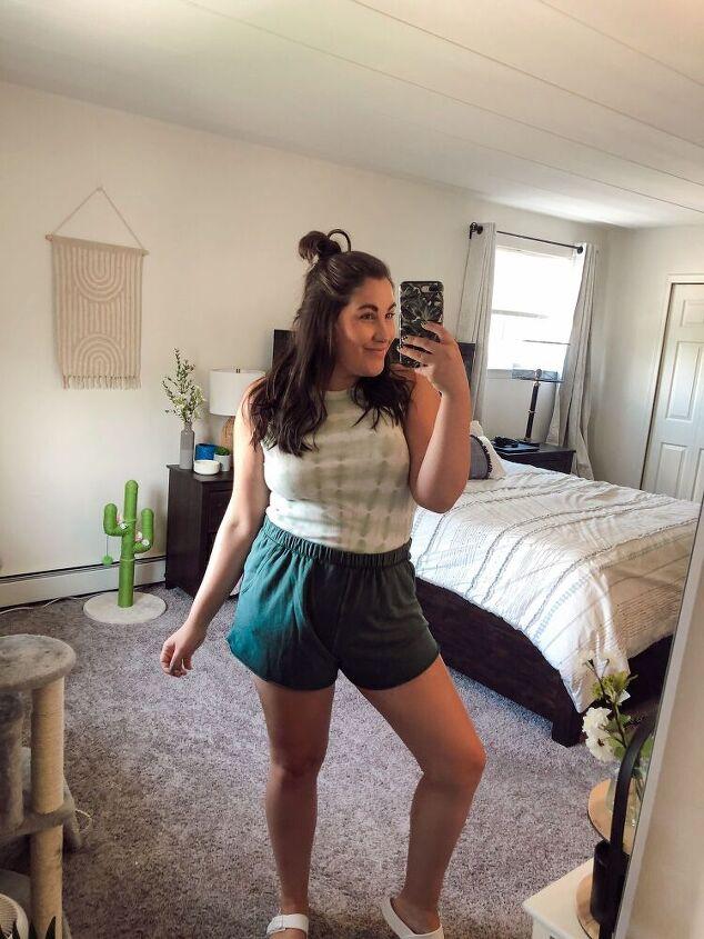 summer trend series sweat shorts