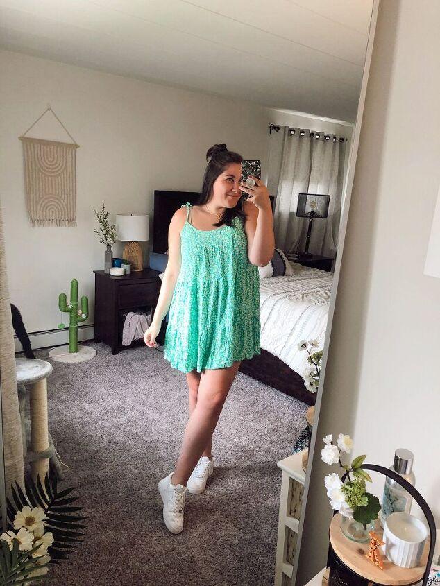 summer trend series mini floral dresses