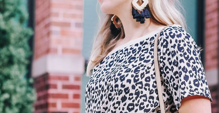 enhance your summer look with the leopard mood