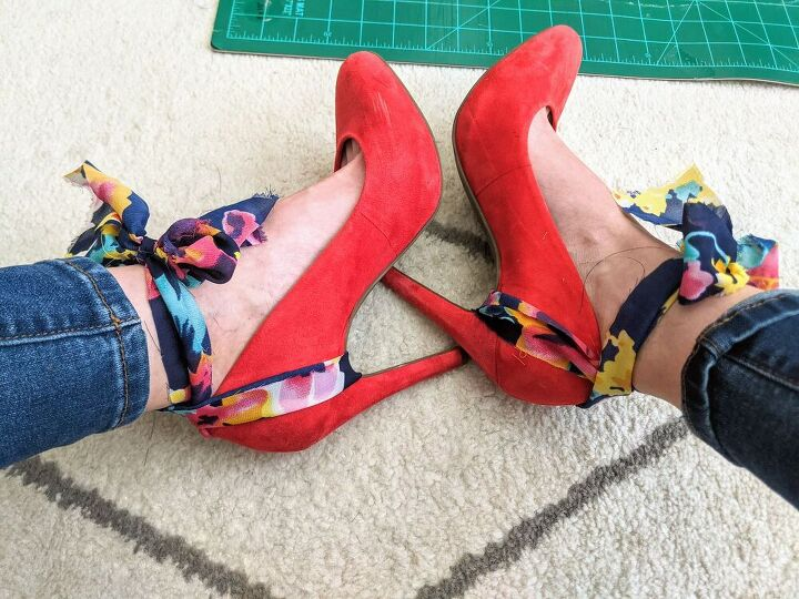 do this easy trick for standout heels