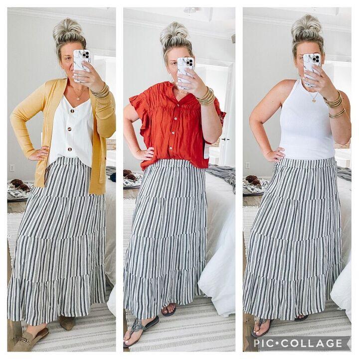 one skirt worn so many ways