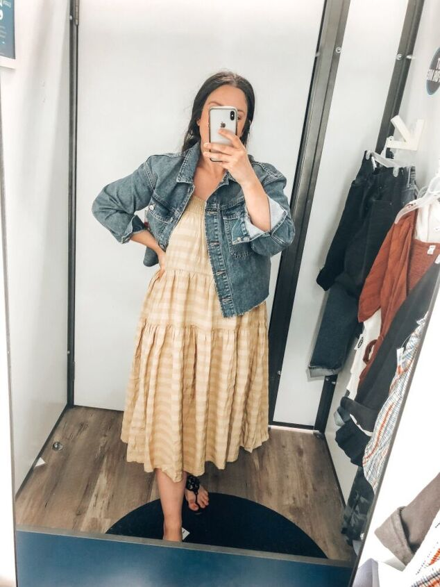 different ways to style flowy a dress