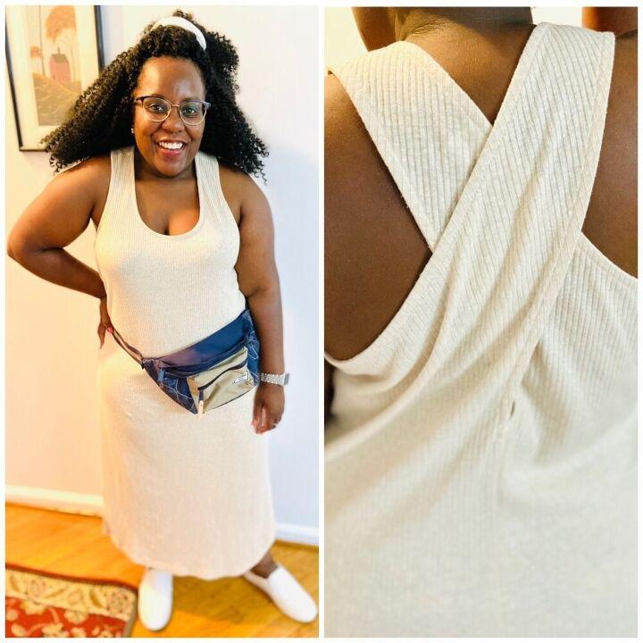 1 maxi dress ways