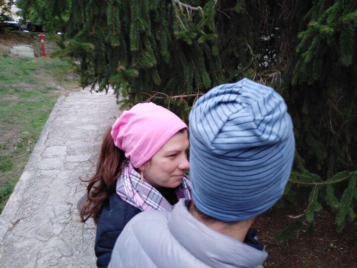 4 in 1 diy beanie hat with a twist