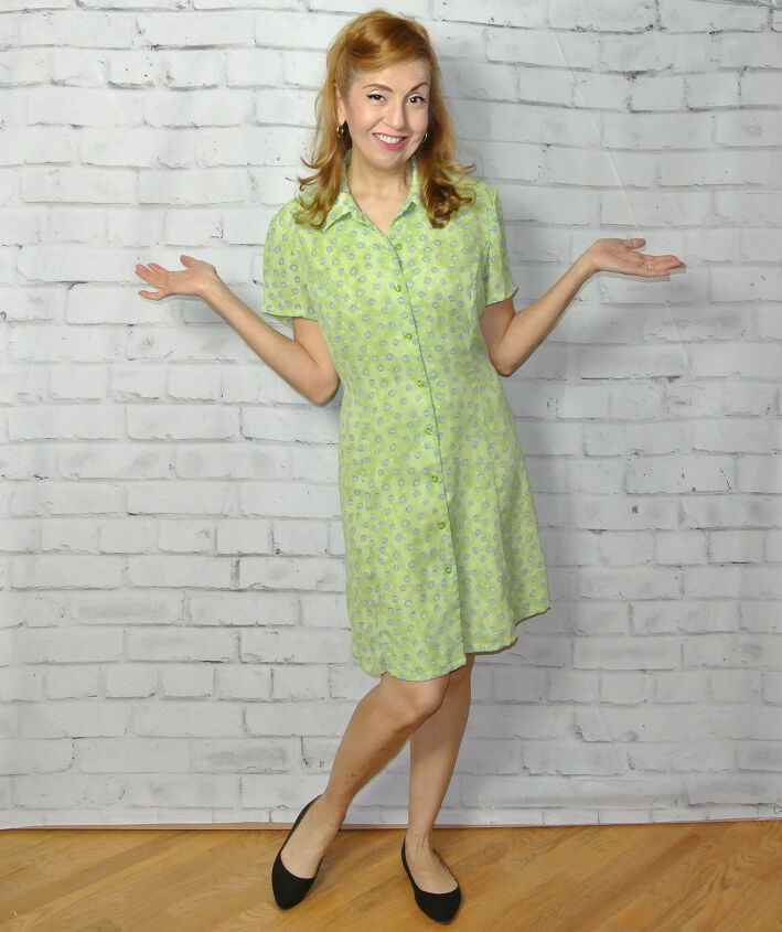 one summer dress four ways for fall